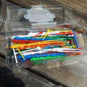 Lot of Vintage Toothpicks